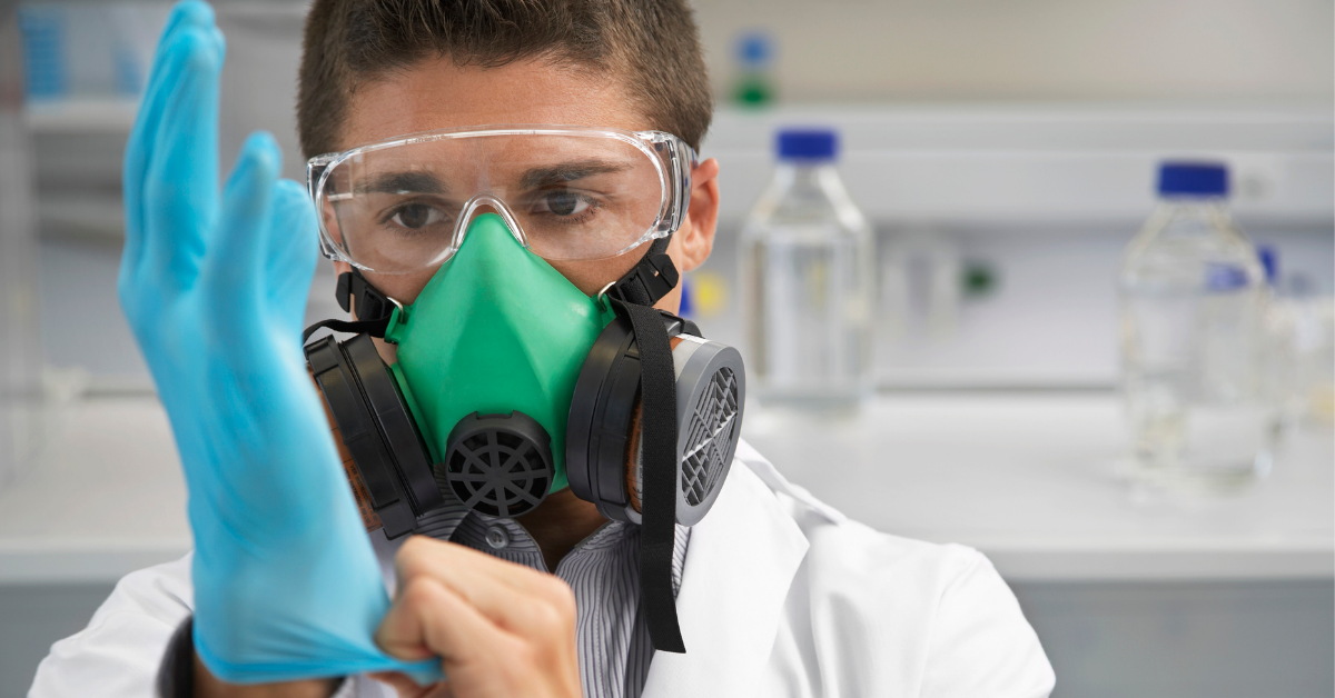 Toxic chemical spills require special handling, depending on the chemical.